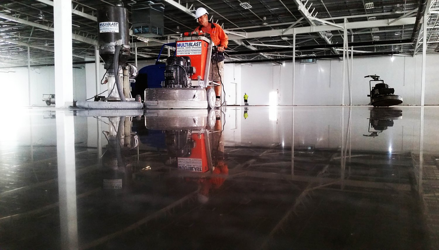 Concrete Repair Brisbane and Gold Coast